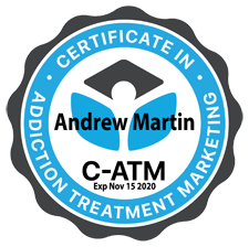 Andrew Martin C-ATM Badge