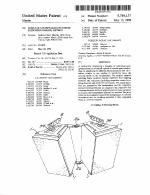 Patent 5749137 Modular Loudspeaker Enclosure Suspension Rigging Method